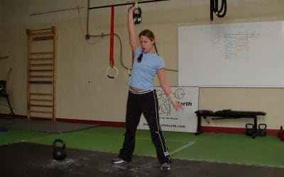 CrossFit North's Kettlebell League and Experimental College class:  Kettlebell Basics