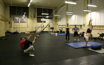 Gymnastics and CrossFit North
